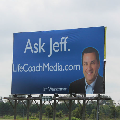 life coach billboard 3